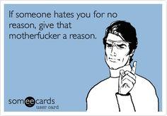 Lol let me give u a reason