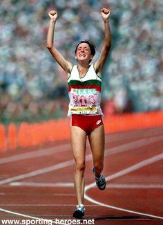 Rosa Mota | Sem comentários: OS guld maraton 1988 Soel.
