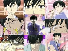 The Different Types of Kyoya Otori - I think this sums it up pretty well.