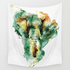 WILD AFRICA Wall Tapestry