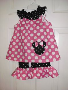 boutique minnie mouse outfit