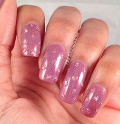 Valiantly Varnished: Simple Nail Art Ideas featuring Zoya Magical Pixie Bar & Ginni