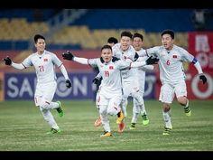 Siêu Phẩm của Quang Hải U23 Việt Nam vs U23 Qatar