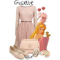 """Giselle - Spring - Disney's Enchanted"" by rubytyra on Polyvore"