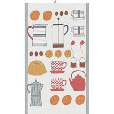 ScandinavianShoppe.com - Ekelund Tea/Kitchen Towel - Fika (Fika)
