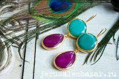 Earrings - Summer colors
