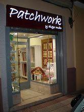 Tienda de Patchwork en Madrid Sáinz de Baranda, 32 (Madrid). Metro: Sáinz de Baranda e Ibiza  tienda@patchworkyalgomas.com
