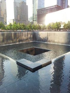 "World trade Center memorial......April ""2012"""