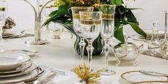 Dicas para quem quer impressionar e preparar uma mesa linda! :D #mesa #natal #anonovo #decoração #dicas Confira!