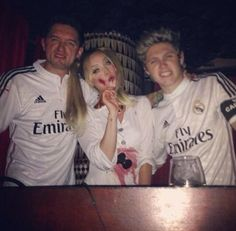 Niall and Laura Whitemore
