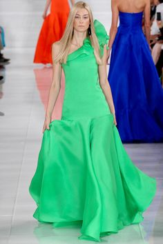 Ralph Lauren Spring 2014 Ready-to-Wear Collection Slideshow on Style.com STUNNING!