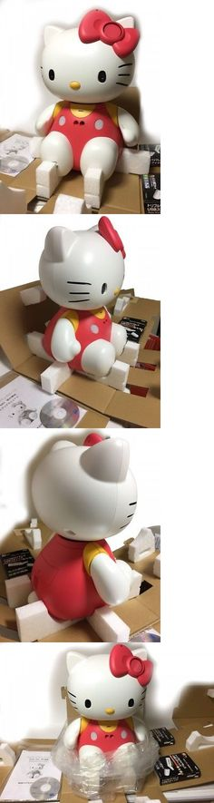 Pre-1970 719: New Rare Kello Kitty Robot Babysitter By Sanrio Made In Japan Mint Condition -> BUY IT NOW ONLY: $1424.99 on eBay!