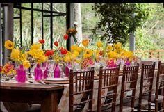Casamento campestre | http://www.blogdocasamento.com.br/cerimonia-festa-casamento/decoracao-festa-igreja/casamento-campestre/