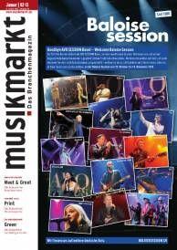 """In der Ausgabe 2/2013: Branchenevents der Zukunft, Nachhaltigkeit im Live Entertainment, Welche Zukunft haben Musikzeitschriften wie """"Rolling Stones """" oder """"Visions""""? http://www.musikmarkt.de/Das-Magazin"""