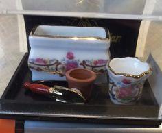 Blumenumtopf-Set-Miniatur-von-Reutter-Porzellan