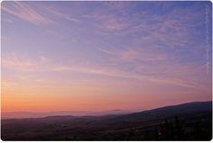 "Morgens um 05:30 Uhr, Blick vom ""La casa del pittore"" Balkon.    #Toskana #Toscana #Tuscany #Chianni www.facebook.com/Toskana.Ferienwohnung"
