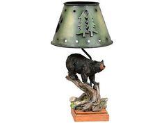Bear Candle Lamp