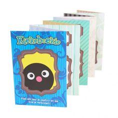 Kiekeboekie boekje voor pasfoto's en schoolfoto's