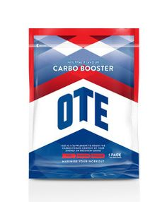 OTE Carbo Booster Drink Powder