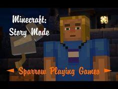 Minecraft Story Mode - прохождение # СИСУРИТИ # 02