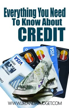 Having bad credit can haunt you in your adult life. That's why it's important to understand credit basics and build yours the right way. Read this article for an in-depth view of everything you need to know about credit.