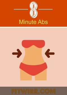 Learn why 8 Minute Abs works. You don't need to do crunches or sit-ups to lose and reveal your abs. In fact, the most effective method to get a flat stomach is not doing crunches. If you want flat toned abs and the shortest way to get there, you must read this.