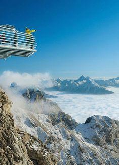 Dachstein Stairway to Nothingness, Austria   HoHo Pics