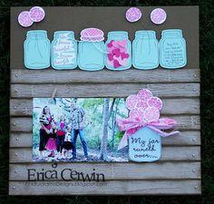 Pink Buckaroo Designs, Erica Cerwin  My Jar Runeth Over...