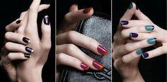 Aprenda como fazer unhas francesas diferentes - Estilo Modas e Manias