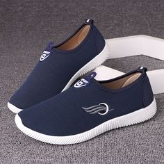Men Knitted Fabric Breathable Comfy Soft Sole Slip On Casual Walking Shoes is fashionable and cheap, buy best sneakers for plantar fasciitis for family-NewChic. Best Sneakers, Adidas Sneakers, Sneakers For Plantar Fasciitis, Walking Shoes, Types Of Shoes, Knitted Fabric, Slip On, Comfy, Casual