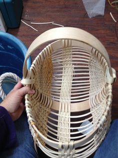 Oval Melon Egg Basket Kit
