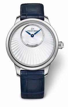 TimeZone : Ladies Watch Forum » N E W M o d e l - Jaquet Droz Petite Heure Minute 35mm