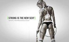 Strong is the new sexy lunges fentes faire du sport chez soi s'entrainer sans matériel s'entrainer à la maison comment faire des lunges se muscler les jambes avoir des jambes fines se muscler femme fitness blog sport femme