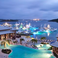 Scrub Island Resort and Spa in British Virgin Islands-Now that's what I call relaxation!