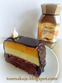 """To smakuje: """"Piękniś"""" - Eleganckie i pyszne ciasto do kawy"""