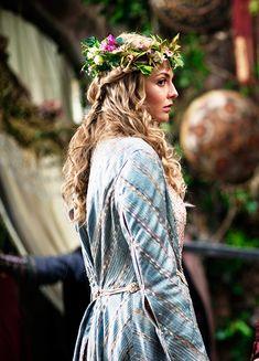 fuckyeahcostumedramas:  Tamsin Egerton in 'Camelot' (2011). x