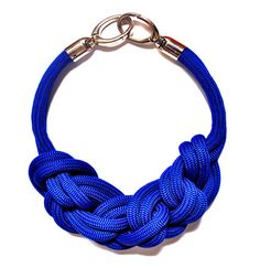 Simple Blue Bracelet from IRM Design