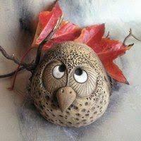 Картинки по запросу Jarmila Všetičková Bird Sculpture, Animal Sculptures, Ceramic Birds, Ceramic Pottery, Pottery Animals, Clay Birds, Owl Ornament, Cement Crafts, Pottery Classes