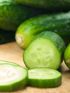 Cucumber and Mango Relish with Yogurt on Green BEAN Delivery's Healthy Times Blog