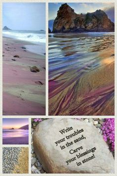 Quotes mood board collage inspiration