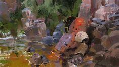 Abandoned, Al Jerek Torrijas on ArtStation at https://www.artstation.com/artwork/abandoned-9dd4309d-5b92-45f4-be09-5f86d4b5ec93