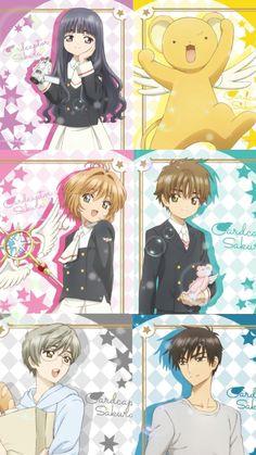 Sakura Card Captor Clear Card Hen