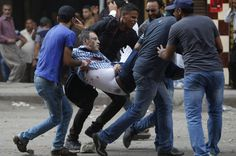 Scores dead in Egypt's 'day of rage' clashes. (08-16-13)