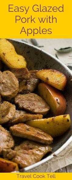 pork dishes on Pinterest   Pork Loin, Glazed Pork and Pork