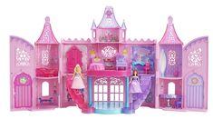 Barbie en la Princesa y la Cantante: El mini Castillo de Barbie en La Princesa y la estrella del Po
