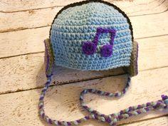 Ehi, ho trovato questa fantastica inserzione di Etsy su https://www.etsy.com/it/listing/168137968/crochet-cuffia-cappello-neonato-per