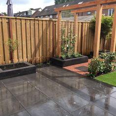 Kindvriendelijke achtertuin Veenendaal - Privacy Fence Designs, Building Raised Garden Beds, Exterior, Outdoor Living, Outdoor Decor, Backyard Patio, Backyard Ideas, Garden Ideas, Garden Inspiration