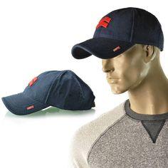 A.Kurtz Hat Mens Jersey Military Trucker Lid Baseball Cap One Size Navy NEW #AKurtz #BaseballCap