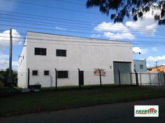 Galpão / Barracão para locação Área Construída: 529,00 m² Cidade: Curitiba