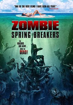 ZOMBIE SPRING BREAKERS DVD (THE ASYLUM)